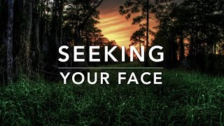 Seeking Your Face Holy Spirit - Deep Prayer Music | Spontaneous Worship Music | Alone With HIM