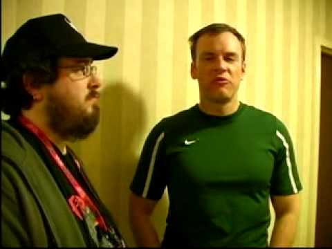 Interview with actor / stunt man Ken Lally at Dallas All-Con 2009