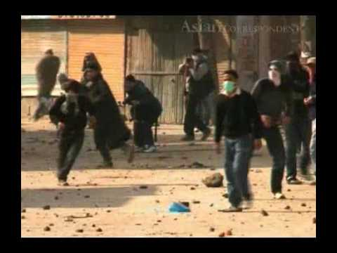 Violent protests in Kashmir after police kill boy