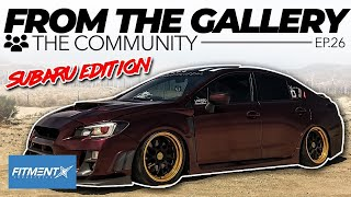 Subaru Edition!?   From The Gallery EP.26   The Community