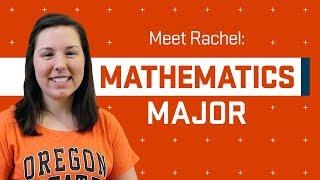 Meet a Science Major: Rachel Legard, Mathematics