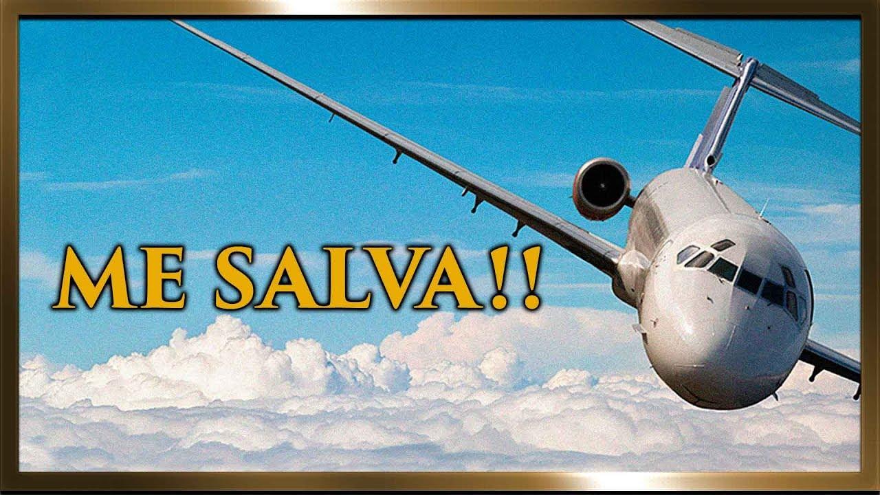 Se o Avião Cair da Tempo de se Arrepender? - Paulo Junior