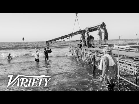 How Alfonso Cuarón shot 'Roma's' beach scene in one take