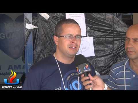 UMADEB 2013  Dia 12-02 - Entrevista Helder e Silas - Hospedagem UMADEB