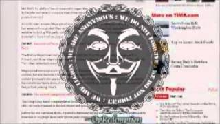 Anonymous - Operation Revengee