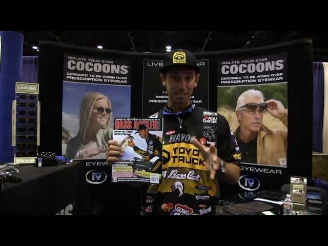 Mike Iaconelli talks about Bass Angler Magazine