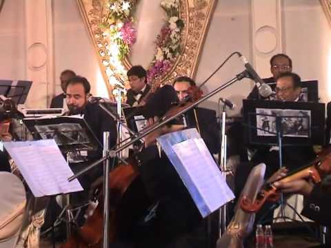 Live Symphony Orchestra on bollywood music