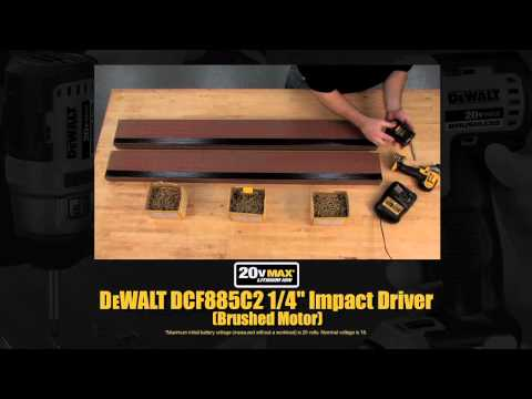 DEWALT BRUSHLESS