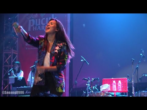 Raisa - Kali Kedua @ The 39th JGTC [HD]
