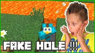 FAKE HOLE TROLL!!!