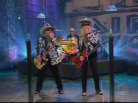 ZZ Top - La Grange With Lyrics