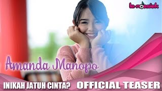 Amanda Manopo - Inikah Jatuh Cinta  Teaser