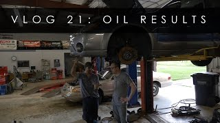 VLOG 21: Mazda Oil Analysis Results is Longer Better?