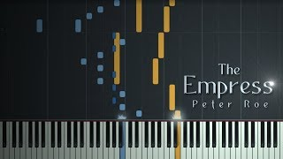 34 The Empress 34 By Peter Roe Piano