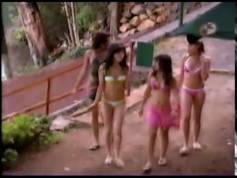 violeta isfel  natalia juarez y nashla aguilar en bikini