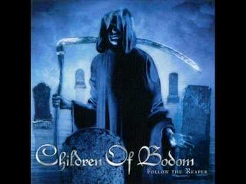 Children Of Bodom - Kissing The Shadows