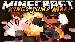 Minecraft Parkour : KINGS JUMP MAP!