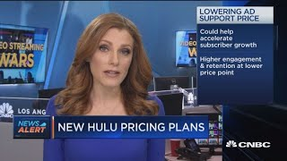 Hulu changes subscription price, lowers price of basic plan