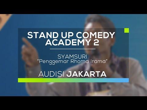 Penggemar Rhoma Irama - Syamsuri (SUCA 2 - Audisi Jakarta)