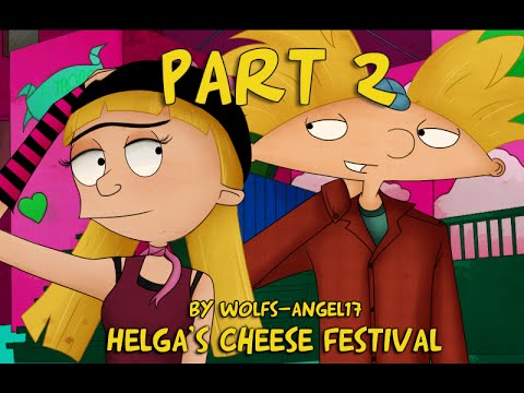 Lets Play: Helga's Cheese Festival - Part 2