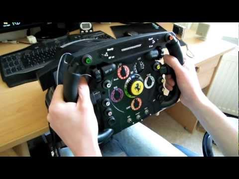 Thrustmaster Ferrari F1 Wheel Integral T500 Add-On