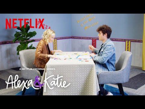 Fun with the A&K Cast | Alexa & Katie | Netflix