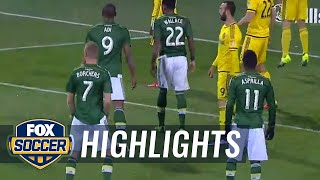 Columbus Crew vs. Portland Timbers | 2015 MLS Final Highlights