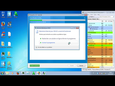[Test Musical] Immunet Free Antivirus 3.0