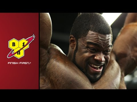 Brandon Curry - Arnold Classic Brasil - Exclusive Interview!