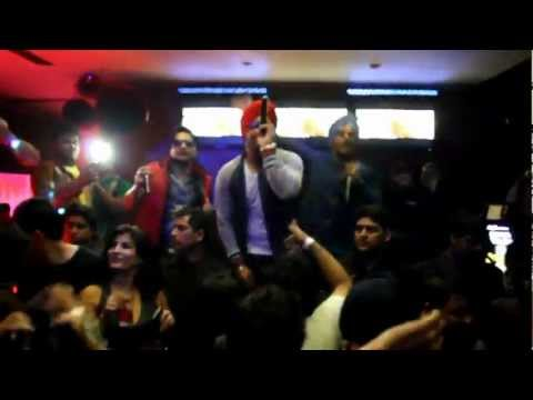 DEEP MONEY Dope Shope Live with M-Three, Kuwar Virk @club Agni,Delhi