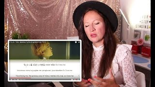 Vocal Coach REACTS to BTS JIN - 'Intro: Epiphany' Lyrics