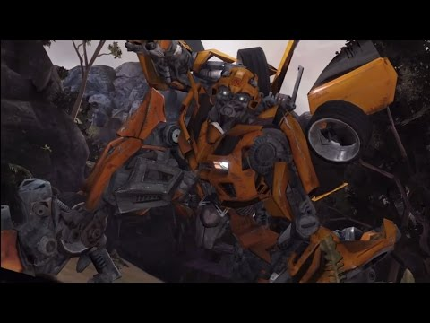 An Introduction To Transformers 3: Dark Of The Moon - Chapter 1 (part 1 2)  - Bumblebee video