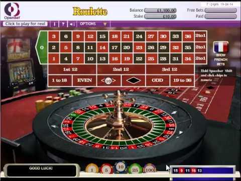 Jocuri De Cazinou Ruletă Franceză Gratuit Pe Internet video