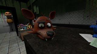 Friendly Foxy 3 | FNAF SFM Animation