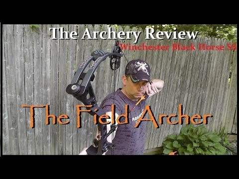 The Archery Review: 2014 Winchester Black Horse SS