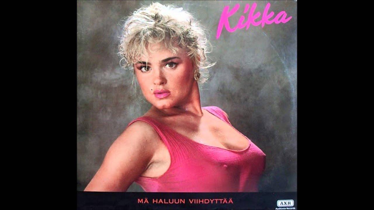 Kikka M 228 Haluun Viihdytt 228 228 2005 Remix Youtube