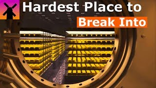 What's the Hardest Place to Break Into in the World?