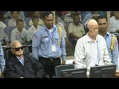Khmer Rouge Leaders Get Life Sentence in Cambodia