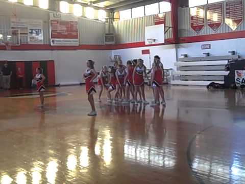 9.29.11.Riverfield.Trinity Episcopal School JV Cheer.Pyramid.AVI - 09/30/2011
