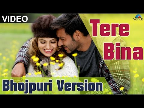 Tere Bina Full Video Song | Bhojpuri Version | Feat : Ajay Devgn, Kangana Ranaut |