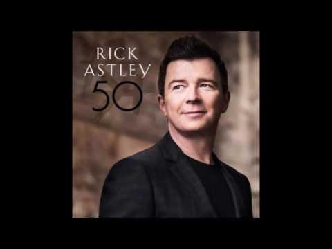 Rick Astley - 50 (FULL ALBUM 2016)