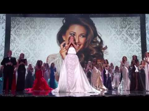 Miss USA 2015 Final Walk ( Nia Sanchez)