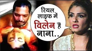 """Raveena Tandon"" Ne Khole ""Nana Patekar"" Ke Raaz | Tanushree Dutta Controversy"