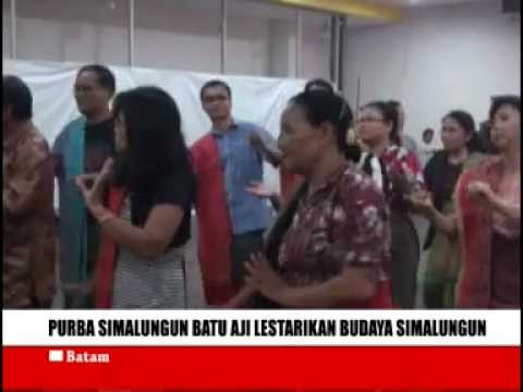 Purba Simalungun Batu Aji Lestarikan Budaya Simalungun video