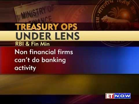 Treasury Operations Of Corporates Under The RBI & Finance Ministry's Lens