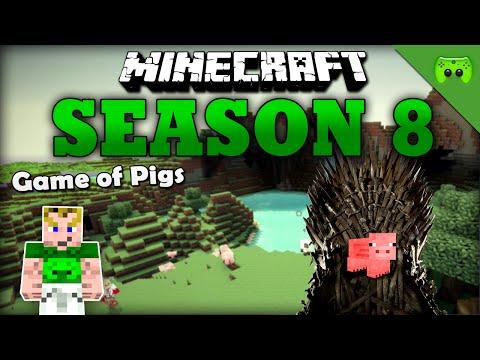 GAME OF PIGS «» Minecraft Season 8 # 3 HD