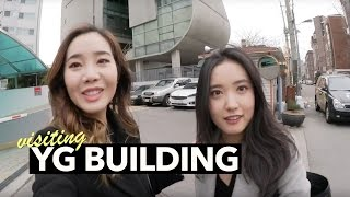 K-Pop Trainee/Artists We've Seen at YG Entertainment | Storytime