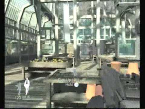 007 Quantum Of Solace Walkthrough Pt1