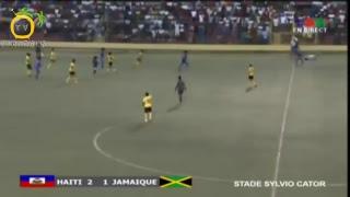 Haiti VS Jamaica Fi Foutbòl Lafrans 2019 En Direct Ansyen Prezidan Ayiti Martelly Stade Sylvio Cator