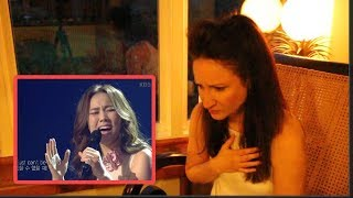 Download Lagu Vocal Coach REACTS TO- SO HYANG-BRIDGE OVER TROUBLED WATER Gratis STAFABAND